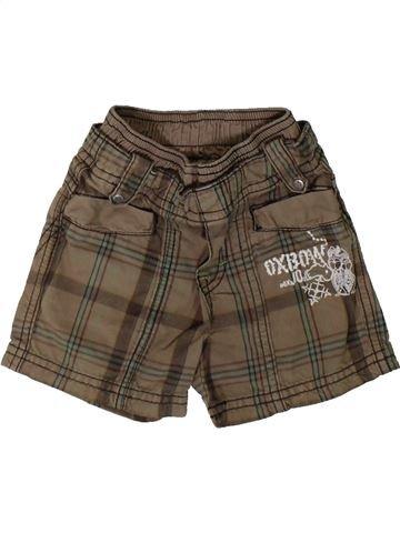 Short - Bermuda garçon OXBOW marron 6 mois été #1371609_1