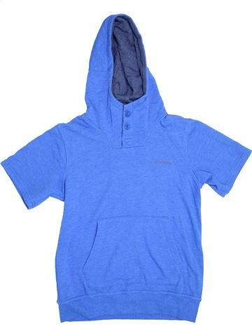 Sweat garçon BENCH bleu 14 ans hiver #1371660_1
