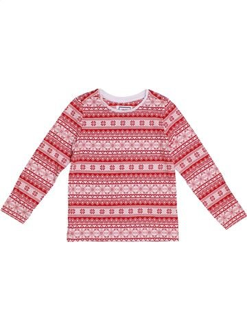 Camiseta de manga larga niño TU rosa 3 años invierno #1371664_1