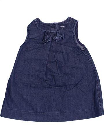 Vestido niña GAP azul 2 años invierno #1371946_1
