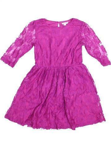Robe fille MISS E-VIE violet 10 ans été #1372380_1