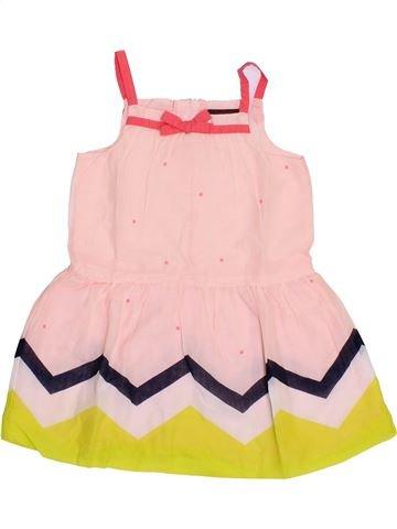 Vestido niña CATIMINI blanco 2 años verano #1372458_1