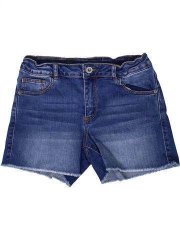 Short-Bermudas niña ZARA azul 14 años verano #1372461_1