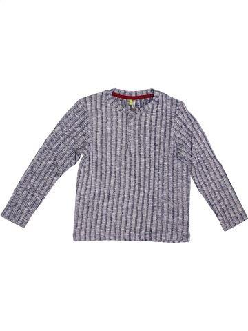 Camiseta de manga larga niño ORCHESTRA gris 5 años invierno #1372595_1