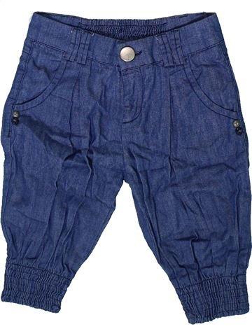 Pantalón niña ZARA azul 4 años verano #1372681_1