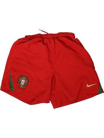 Pantalon corto deportivos niño NIKE rojo 13 años verano #1372877_1