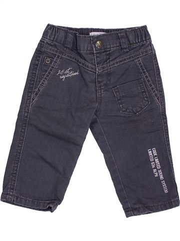 Pantalón niño ALPHABET gris 6 meses invierno #1373028_1