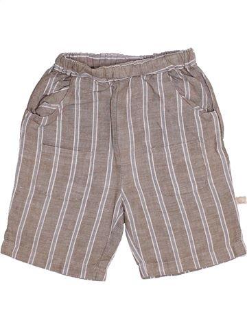Short-Bermudas niño NOUKIE'S gris 12 meses verano #1373029_1
