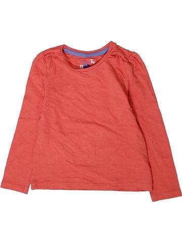 Camiseta de manga larga niña TU rosa 2 años invierno #1373056_1