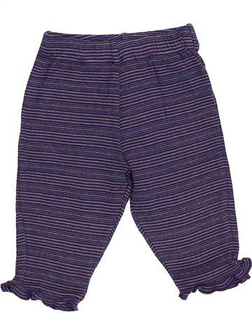Pantalón niña TERRE DE MARINS azul 6 meses invierno #1373145_1