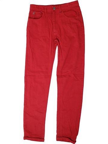 Pantalón niño JOULES rojo 12 años invierno #1373195_1