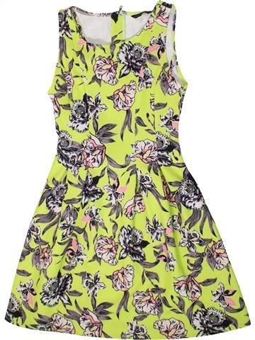 Vestido niña CANDY COUTURE verde 16 años verano #1373219_1
