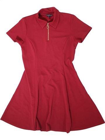 Vestido niña CANDY COUTURE rojo 16 años verano #1373354_1