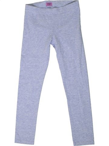 Legging niña F&F gris 8 años verano #1373518_1