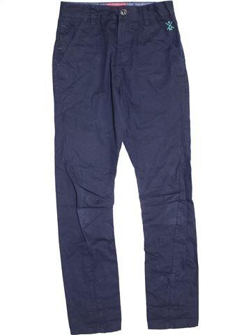 Pantalon garçon NEXT bleu 11 ans hiver #1373593_1