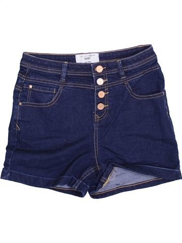 Short-Bermudas niña NEW LOOK azul 14 años verano #1373631_1