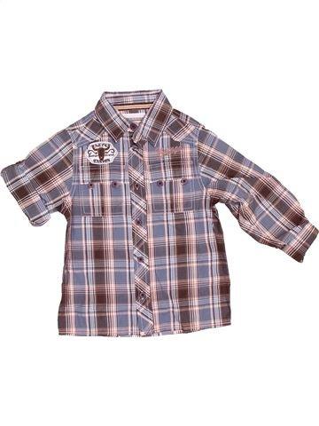 Camisa de manga larga niño TU gris 3 años invierno #1373691_1