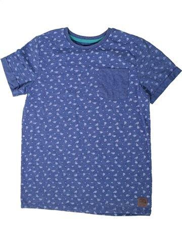 Camiseta de manga corta niño F&F azul 13 años verano #1373868_1