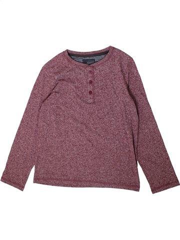 Camiseta de manga larga niño TU violeta 10 años invierno #1373911_1