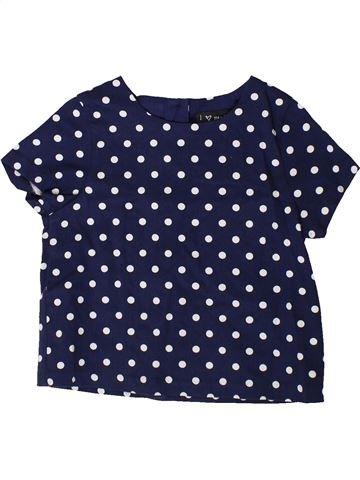 Blusa de manga corta niña NEXT azul 9 años verano #1373939_1