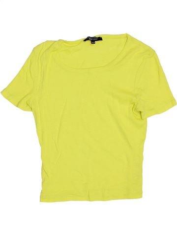 Camiseta de manga corta niña NEW LOOK amarillo 13 años verano #1374122_1