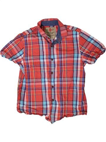 Camisa de manga corta niño NEXT marrón 9 años verano #1374215_1