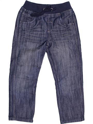 Pantalón niño MATALAN azul 3 años invierno #1374330_1