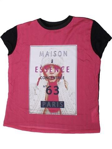 Camiseta de manga corta niña NEW LOOK rosa 15 años verano #1374331_1