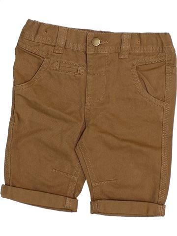 Short-Bermudas niño F&F marrón 3 años verano #1374342_1