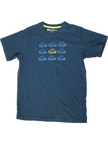 T-shirt manches courtes garçon MOUNTAIN WAREHOUSE bleu 13 ans été #1374379_1