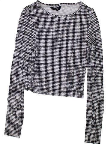 Camiseta de manga larga niña NEW LOOK violeta 15 años invierno #1374399_1
