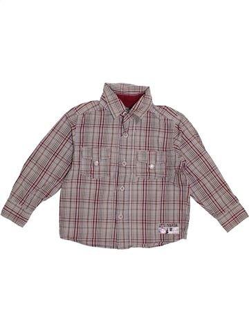 Camisa de manga larga niño SERGENT MAJOR gris 3 años invierno #1374509_1