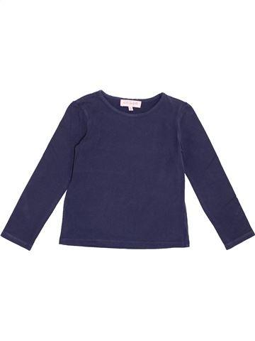 Camiseta de manga larga niña LILI GAUFRETTE azul 6 años invierno #1374544_1