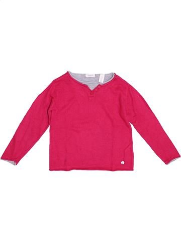 Sudadera niña OKAIDI rosa 2 años invierno #1374571_1