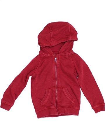Sudadera niño ORCHESTRA rojo 2 años invierno #1374673_1