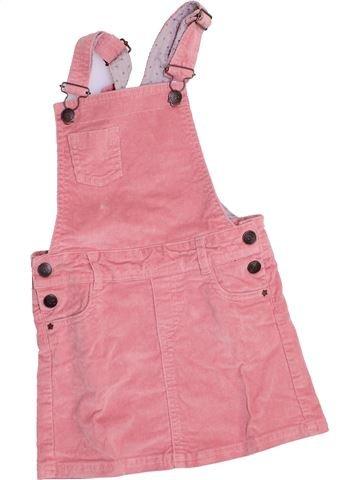 Vestido niña OKAIDI rosa 8 años invierno #1374717_1