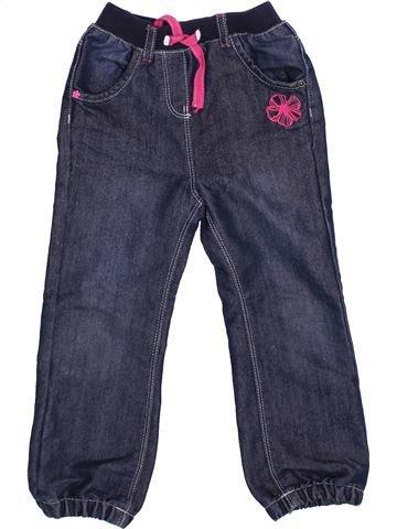 Pantalón niña ORCHESTRA azul 4 años invierno #1374775_1