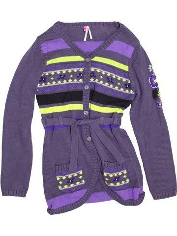 Chaleco niña ORCHESTRA violeta 10 años invierno #1374784_1