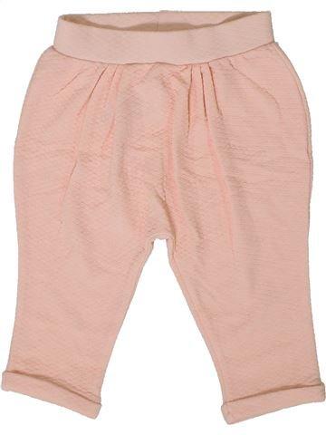 Pantalon fille F&F rose 9 mois été #1374787_1