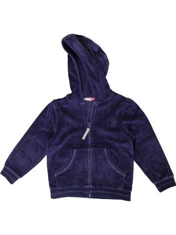 Sudadera niña DPAM azul 5 años invierno #1375237_1