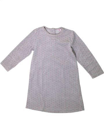 Camisón niña DPAM gris 4 años invierno #1375244_1