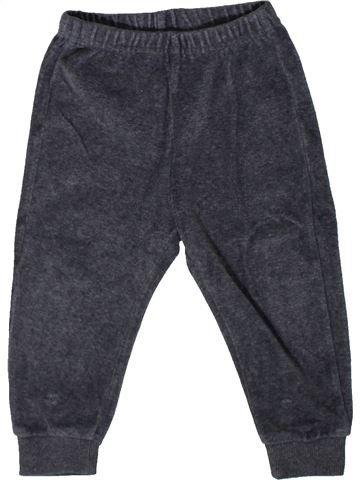 Pantalón niño OKAIDI gris 2 años invierno #1375275_1
