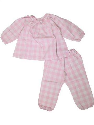 Pijama de 2 piezas niña JACADI rosa 3 años verano #1375289_1