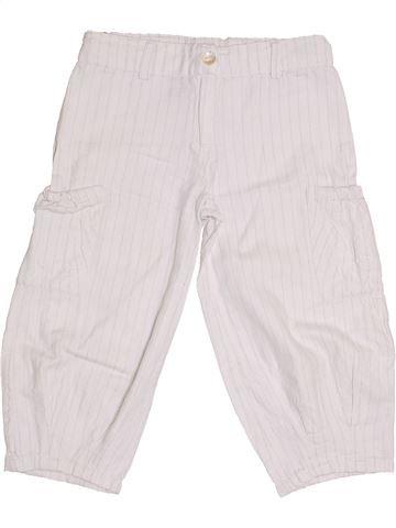 Pantalón corto niña ORCHESTRA blanco 6 años verano #1375310_1