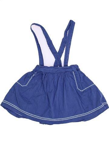 Falda niña VERTBAUDET azul 5 años verano #1375363_1