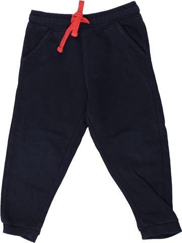 Pantalón niño BOUT'CHOU negro 3 años invierno #1375497_1