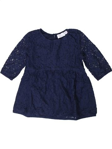 Robe fille CHICCO bleu 6 ans hiver #1375628_1