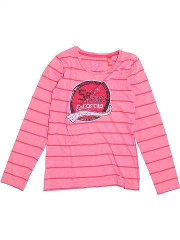 T-shirt manches longues fille ESPRIT rose 13 ans hiver #1376337_1