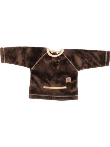 jersey niño BERLINGOT marrón 6 meses invierno #1377115_1