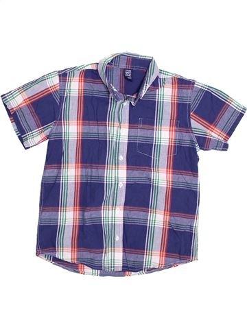 Chemise manches courtes garçon STORE TWENTY ONE bleu 10 ans été #1377658_1